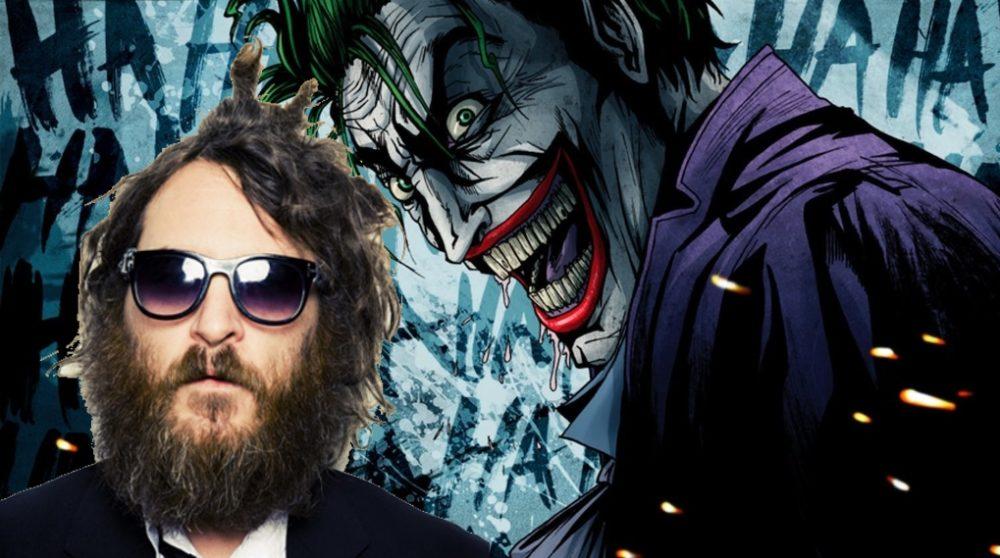 Joaquin Phoenix Joker DC / Filmz.dk
