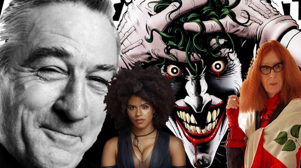joker casting robert de niro frances conroy zazie beetz / Filmz.dk