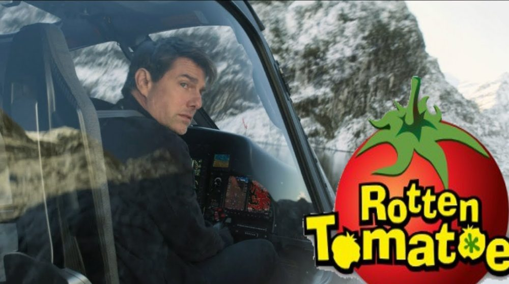 Mission Impossible 6 Fallout Rotten Tomatoes / Filmz.dk