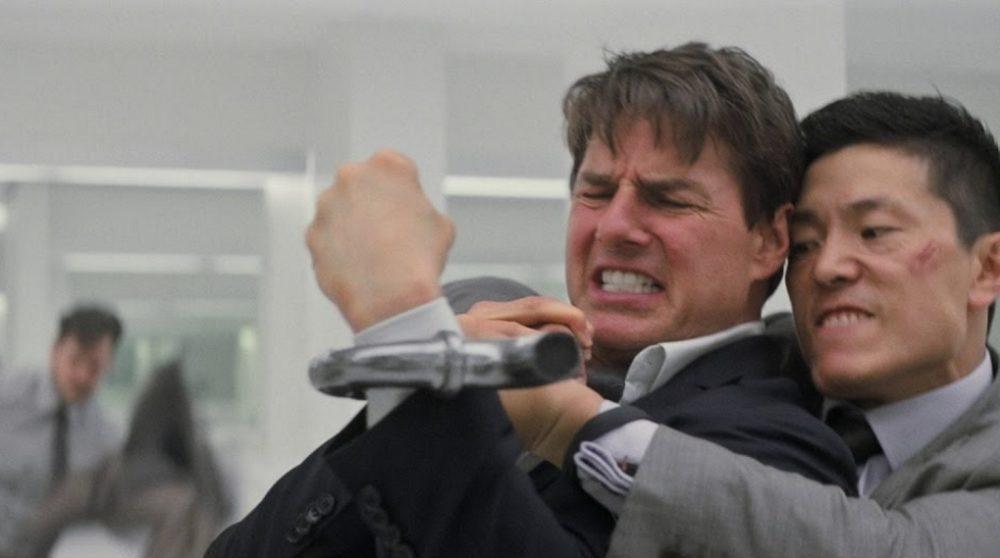 Mission: Impossible Fallout klip badeværelse / Filmz.dk