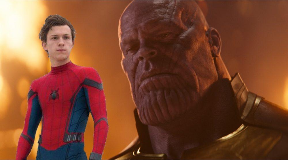 Spider-Man far from home avengers 4 tony stark / Filmz.dk
