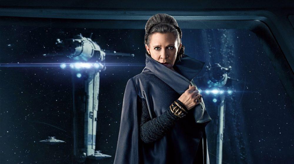 Star Wars Episode IX Carrie Fisher familien / Filmz.dk