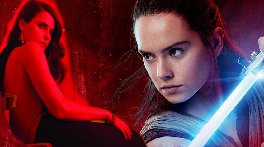 Star Wars Episode IX Rey mor keri russell / Filmz.dk