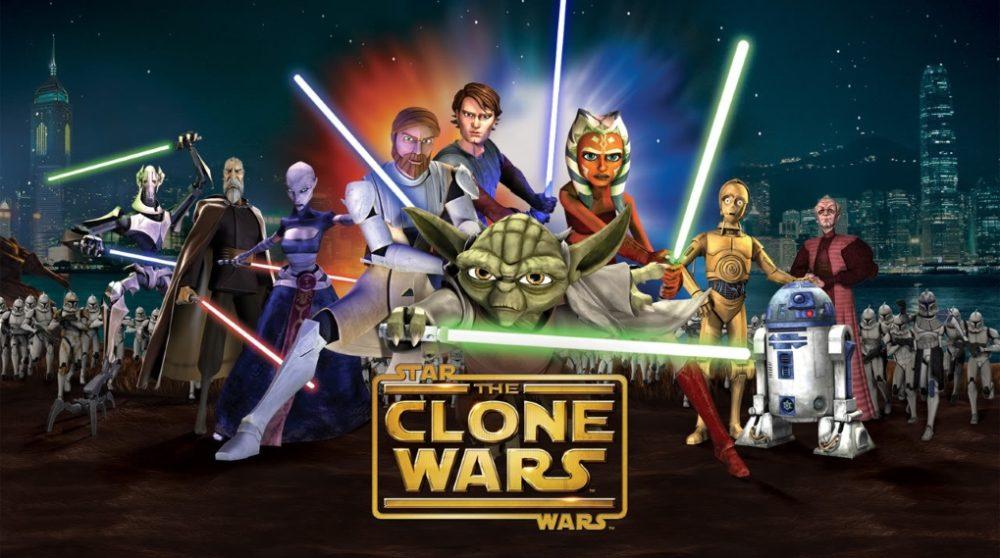 Star Wars Clone Wars nye afsnit / Filmz.dk