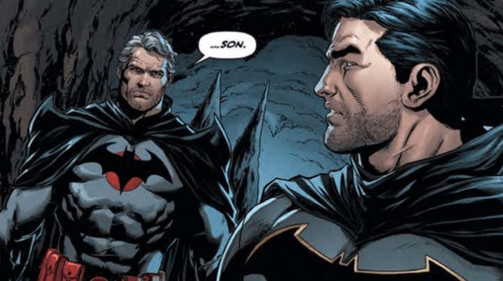 The Joker thomas wayne batman / Filmz.dk