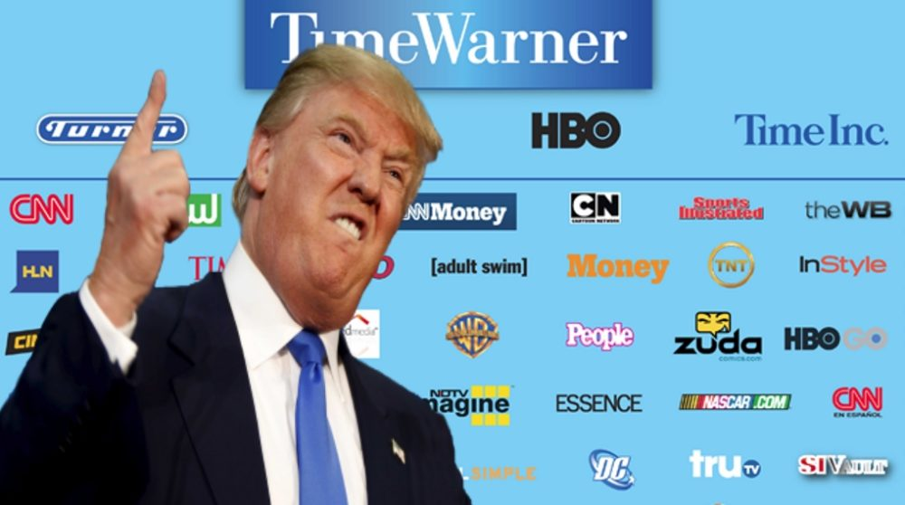 Time Warner HBO Warner Bros. Donald Trump / Filmz.dk