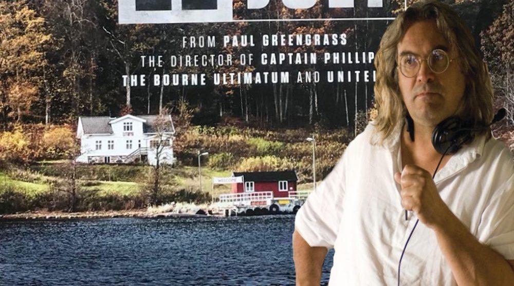 22 july plakat paul greengrass netflix / Filmz.dk