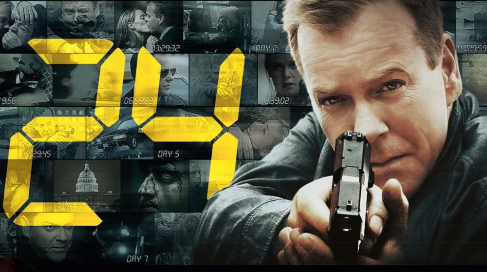 24 timer prequel serie / Filmz.dk