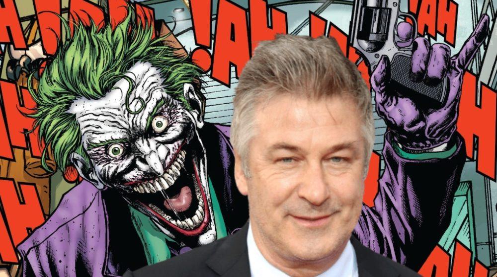Alec Baldwin dropper rolle joker thomas wayne / Filmz.dk