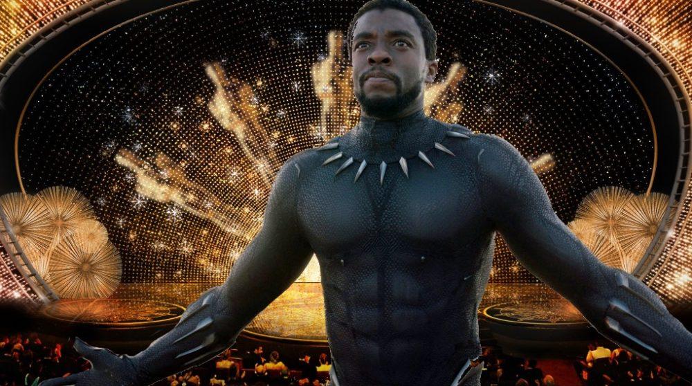 Black Panther Chadwick Boseman Oscar / Filmz.dk