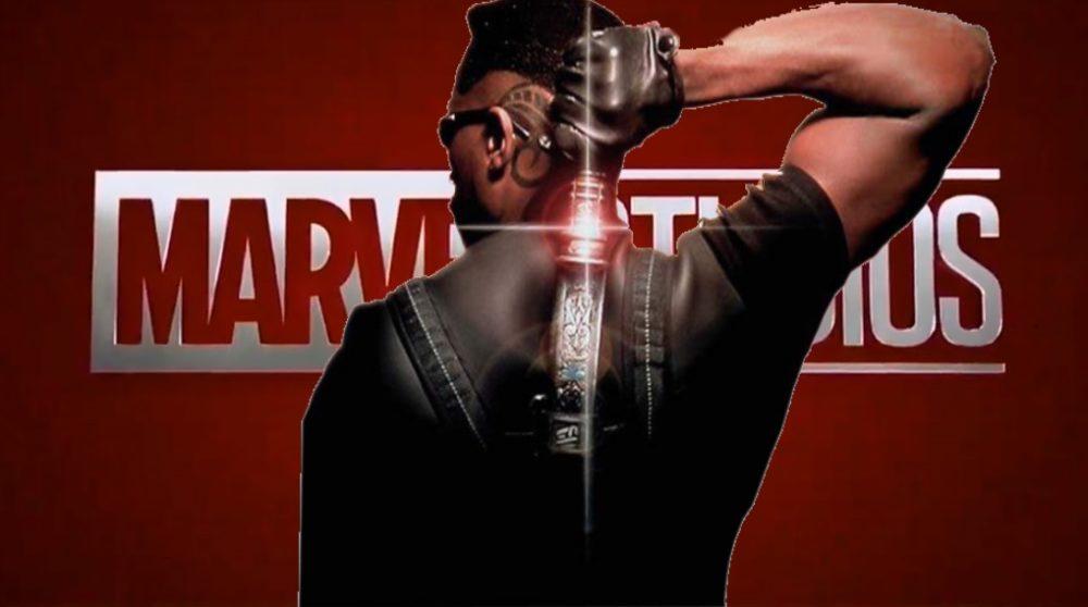 Blade Wesley Snipes Marvel MCU / Filmz.dk