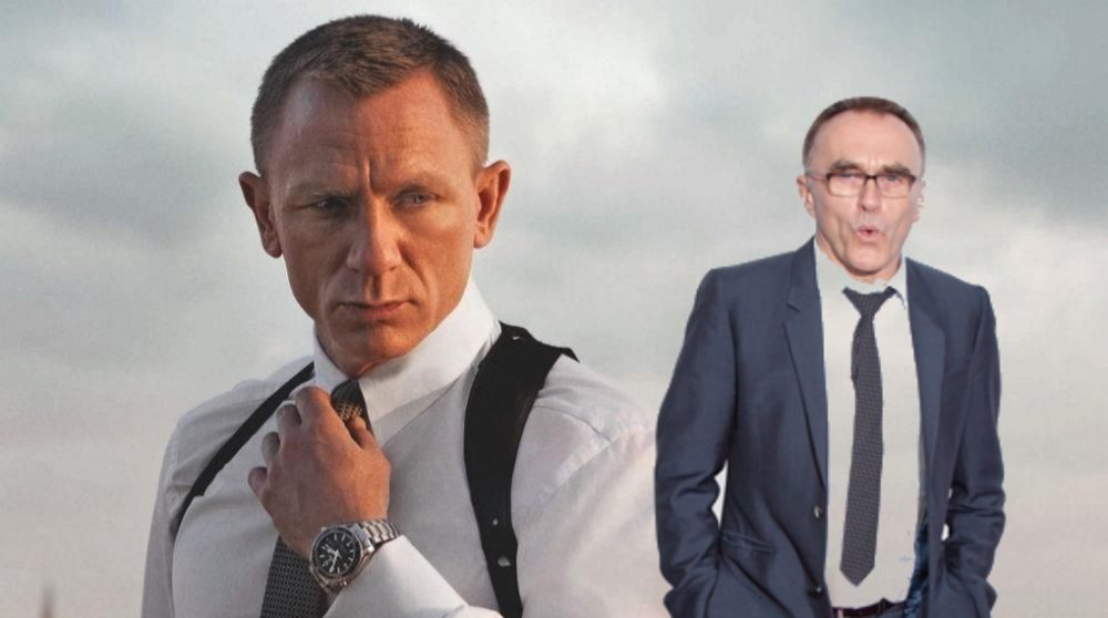 Bond 25 fyring daniel craig danny boyle / Filmz.dk