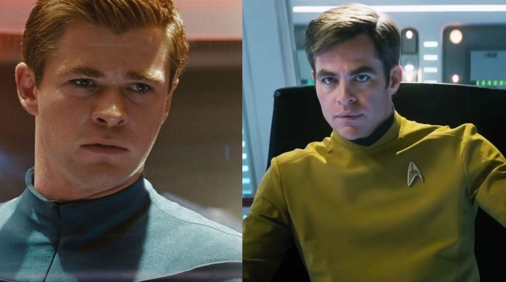 chris hemsworth pine dropper star trek 4 / Filmz.dk