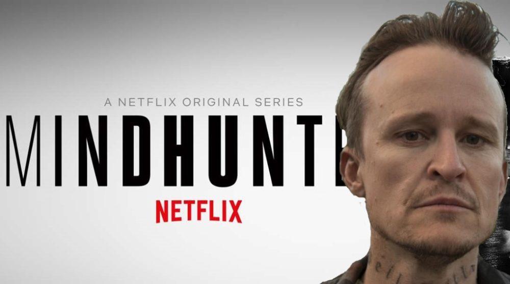 Damon Herriman Charles Manson David Fincher Mindhunter / Filmz.dk