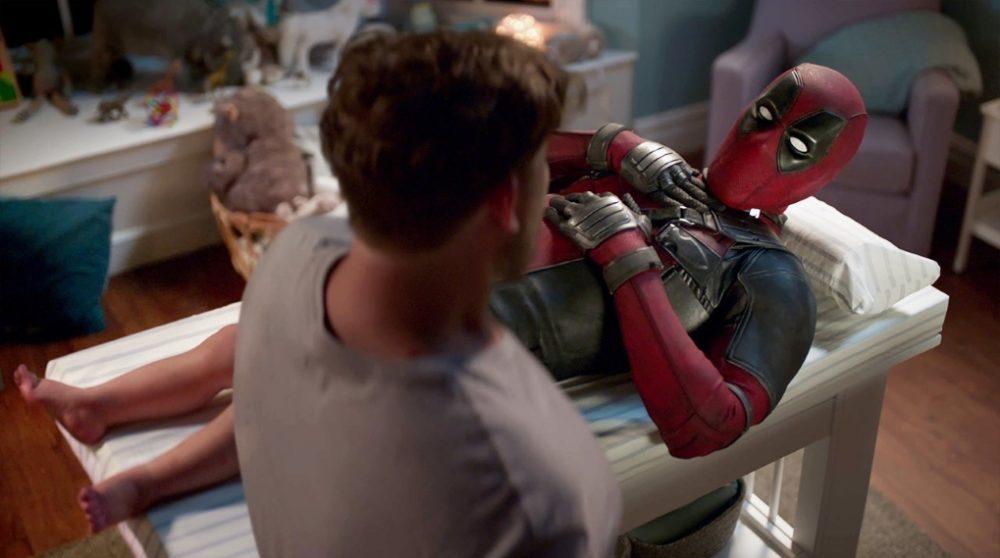 Deadpool super duper cut ble børneben / Filmz.dk