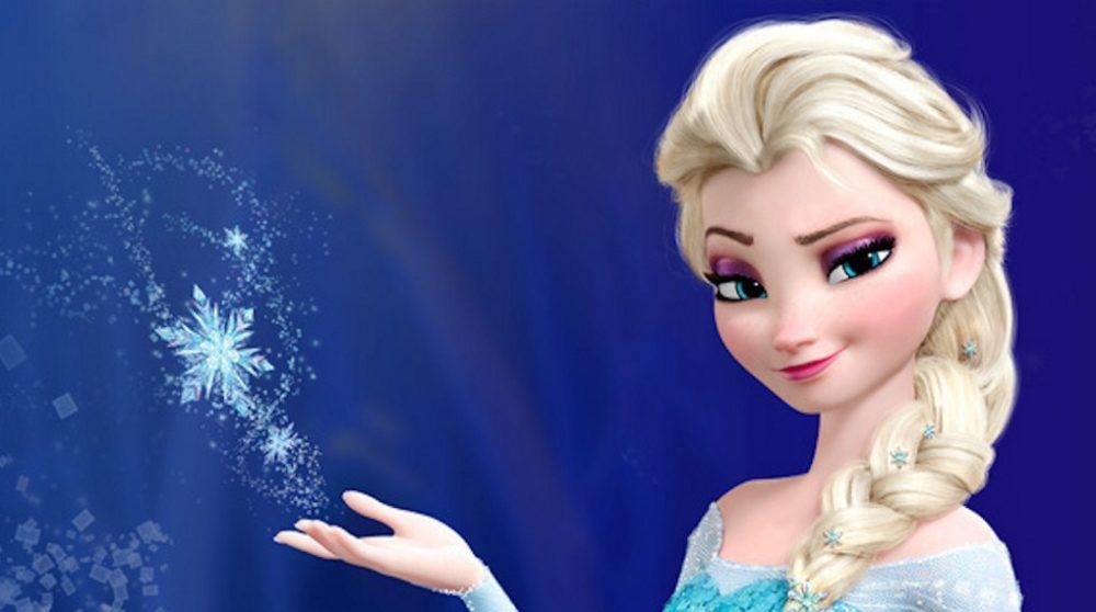 Elsa Frost 2 Frozen homoeseksuel lesbisk / Filmz.dk