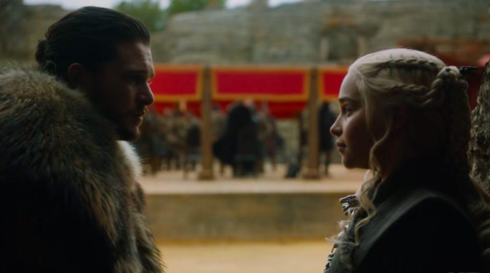 Game of Thrones sidste sæson teaser sæson 8 / Filmz.dk
