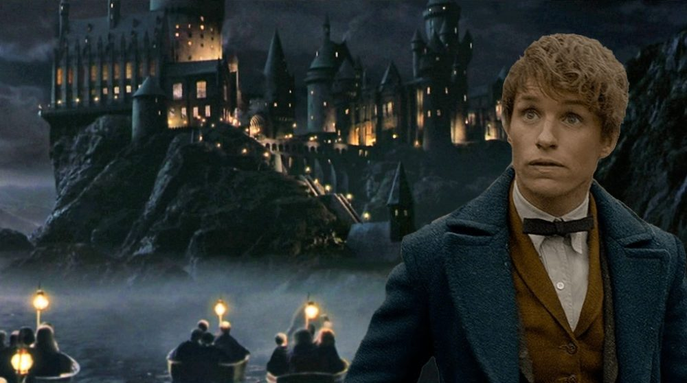 Hogwarts Fantastic Beasts 2 video / Filmz.dk