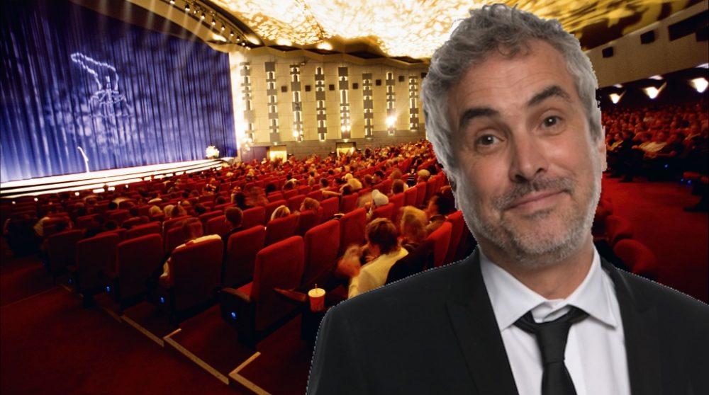Alfonso Cuaron Netflix Roma Imperial cph pix / Filmz.dk