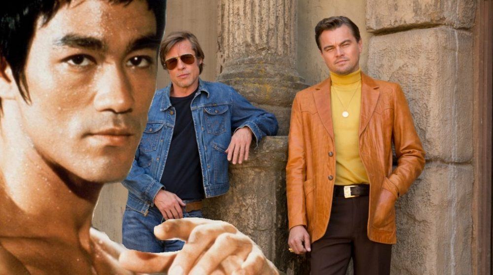inhumans skuespiller bruce lee tarantino once upon a time in hollywood / Filmz.dk