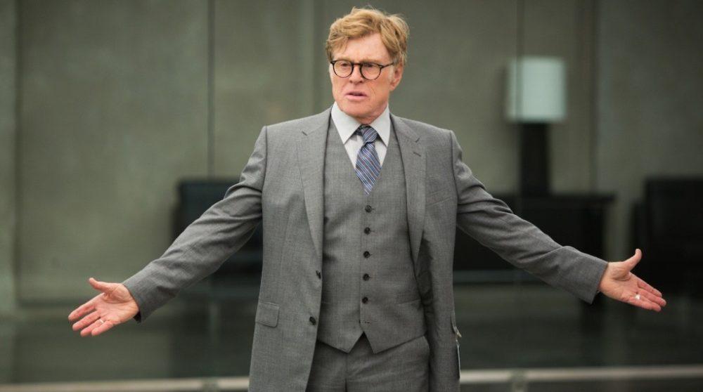 robert redford pension færdig som skuespiller / Filmz.dk
