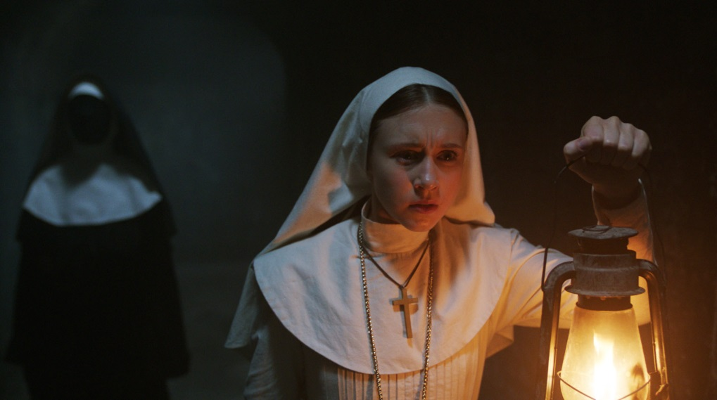 The Nun anmeldelse / Filmz.dk