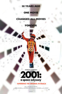 2001: A Space Odyssey IMAX anmeldelse rumrejsen 2001 / Filmz.dk