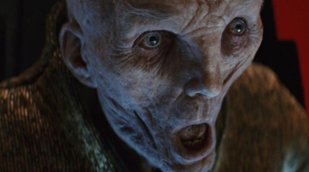 Andy Serkis Snoke comeback Episode IX Star Wars / Filmz.dk