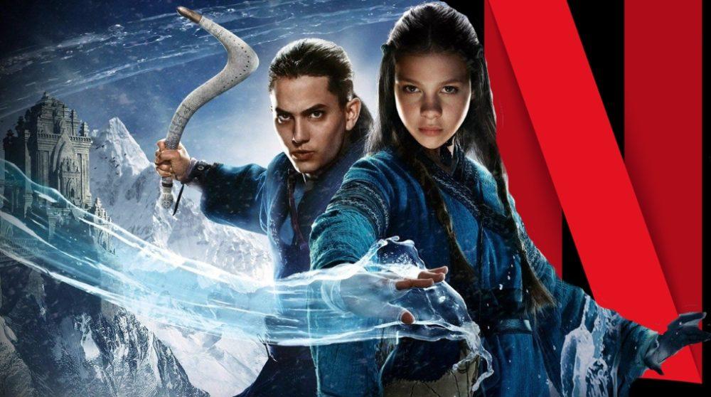 Avatar The Last Airbender Netflix live-actin serie / Filmz.dk