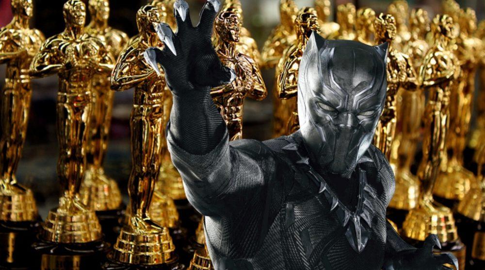 Black Panther Oscar / Filmz.dk