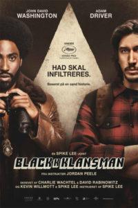BlacKkKlansman anmeldelse / Filmz.dk