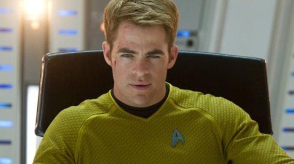 Chris Pine Star Trek 4 løn / Filmz.dk