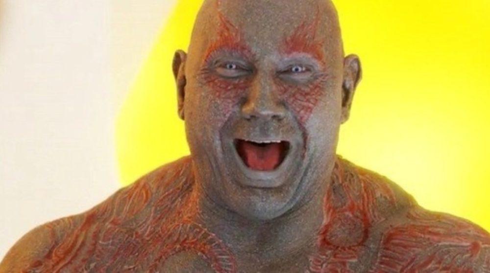 Dave Bautista spoiler Avengers 4 / Filmz.dk