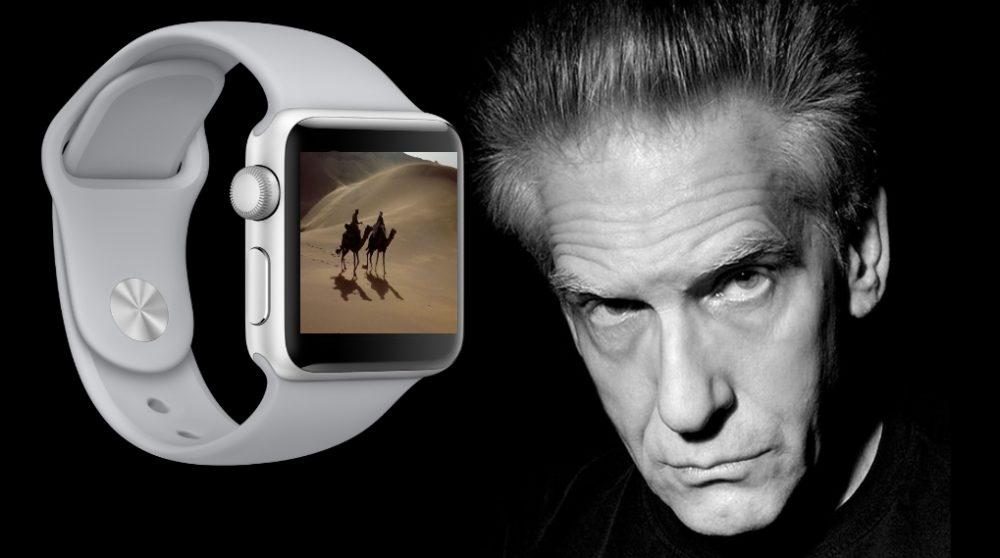 David Cronenberg streaming apple watch / Filmz.dk