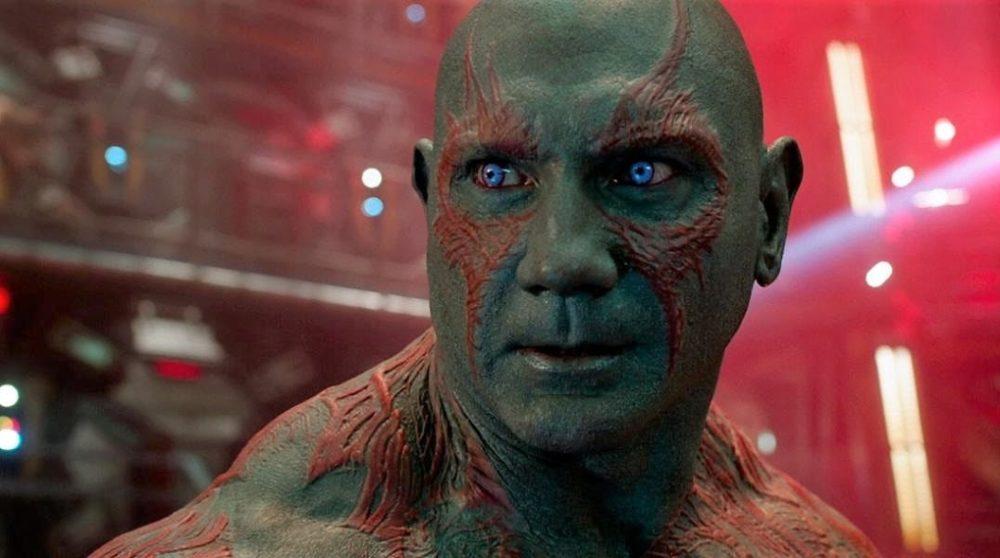 Drax spinoff solofilm marvel / Filmz.dk