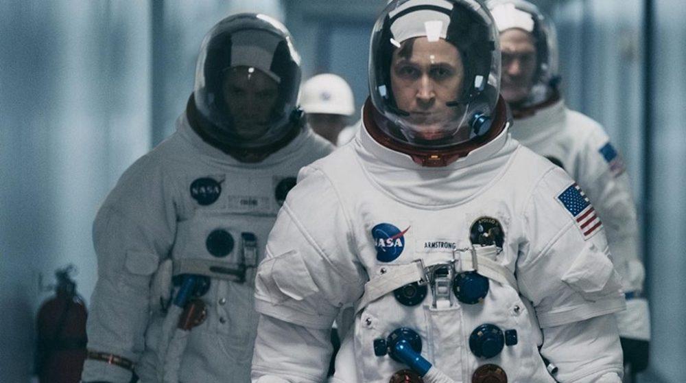 First Man trailer usa kritik / Filmz.dk
