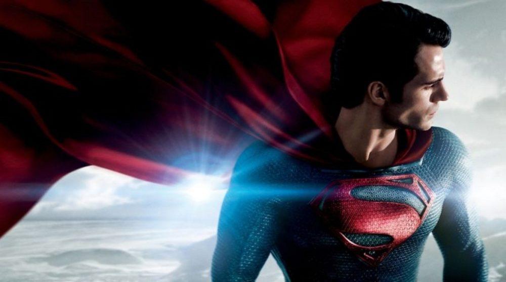 Henry Cavill superman dc films færdig exit / Filmz.dk