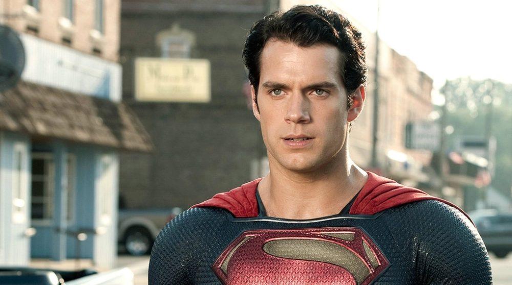 DC Films kommenterer Henry Cavill superman / Filmz.dk