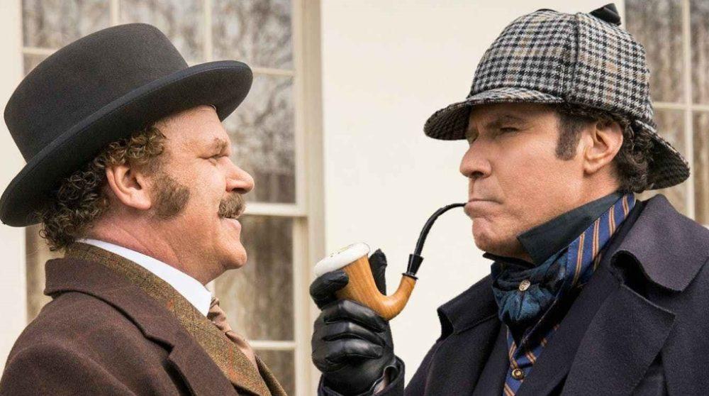 Holmes and Watson Sherlock Will Ferrell trailer / Filmz.dk