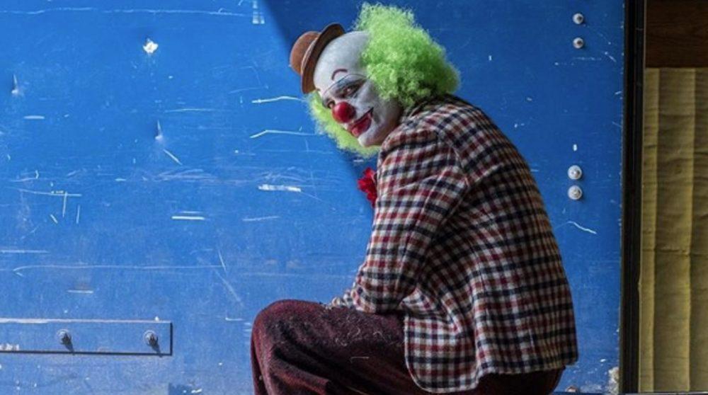 Joker Joaquin Phoenix klovn jokeren billede / Filmz.dk