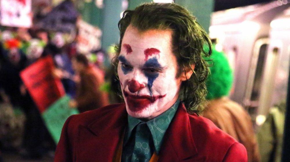 Joker set-video Joaquin Phoenix / Filmz.dk