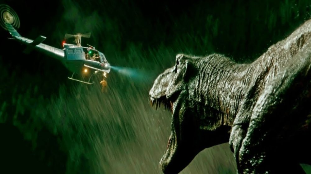 Jurassic World 2 Fallen Kingdom åbning 10 minutter første scene / Filmz.dk