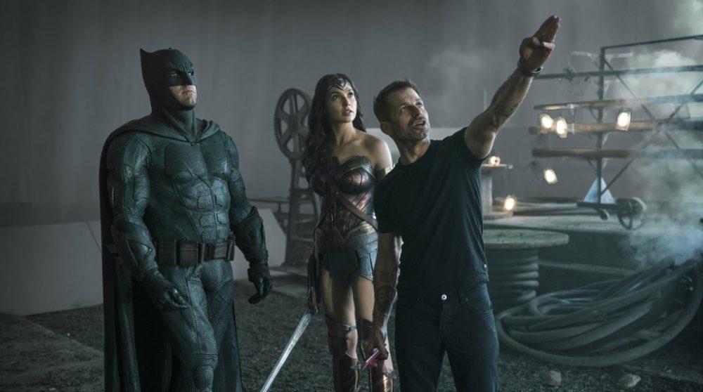 Justice League Zack Snyder cut / Filmz.dk
