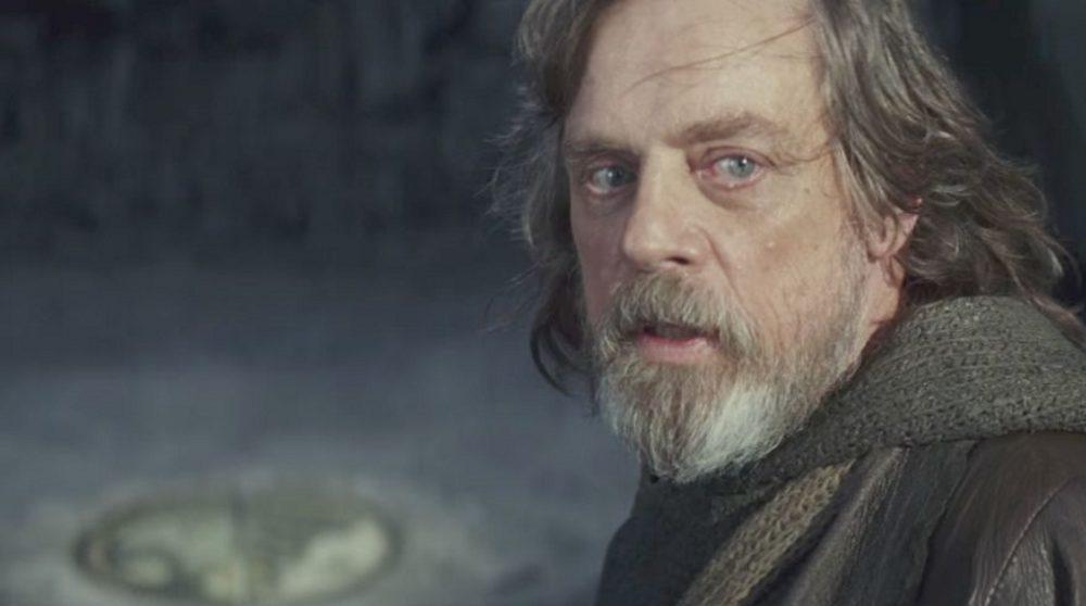 Mark Hamill Luke Skywalker kritik the last jedi / Filmz.dk