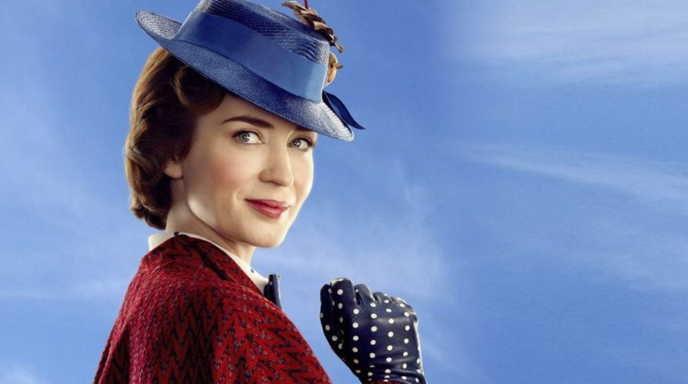 ´Mary Poppins 2 sequel vender tilbage returns trailer / Filmz.dk