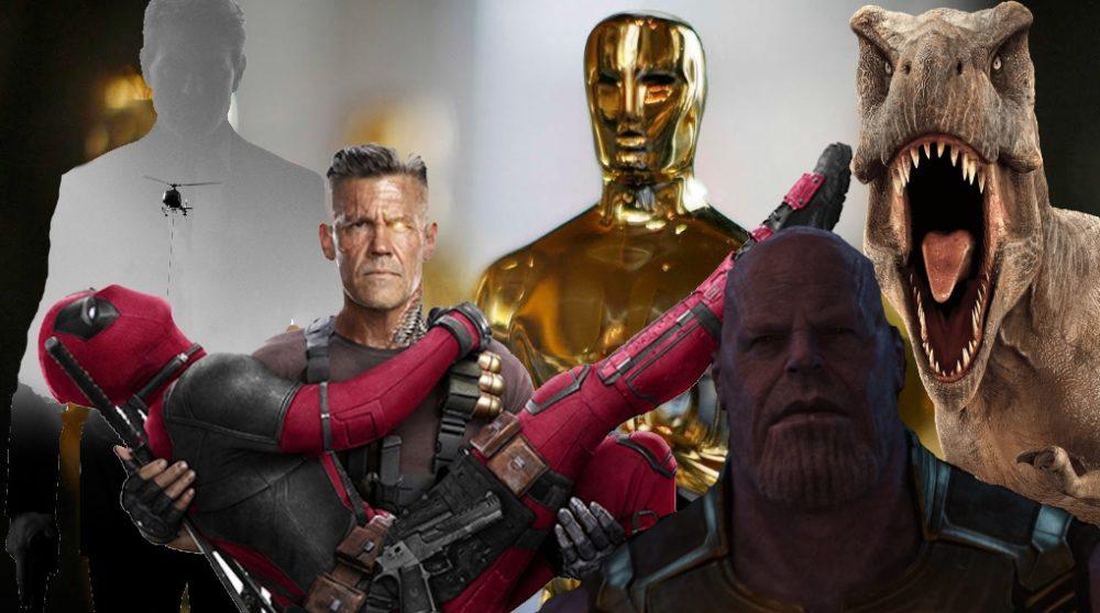 Oscar dropper populær pris 2019 blockbuster / Filmz.dk