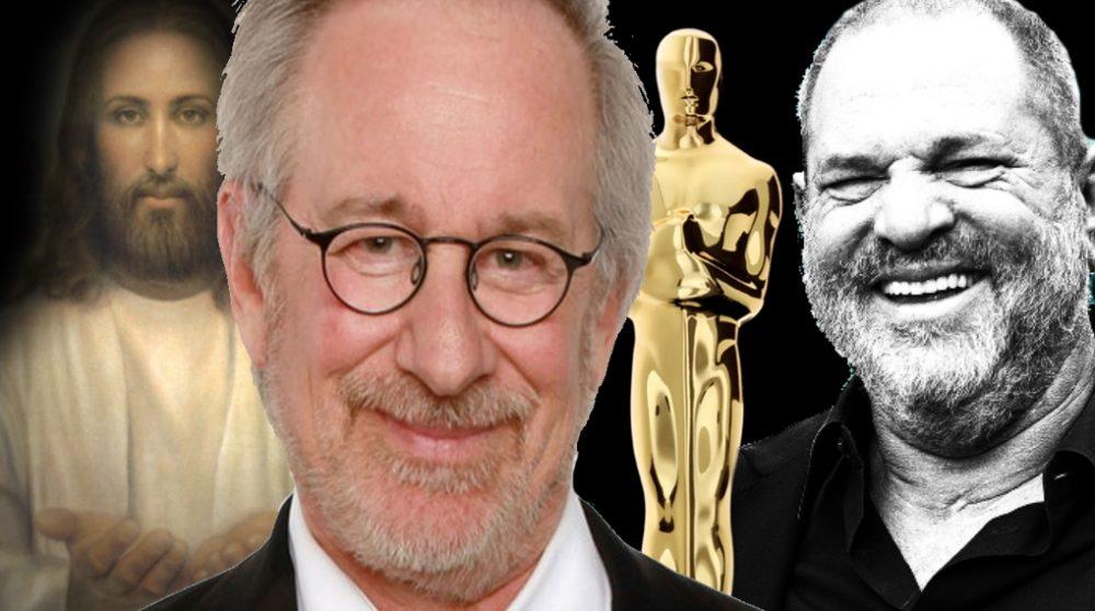 Oscar taler nævnt flest gange Steven Spielberg Gud Weinstein / Filmz.dk
