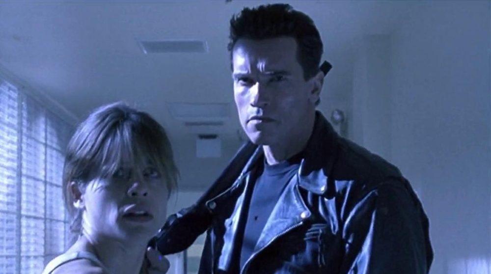Terminator 6 arnold schwarzenegger linda hamilton / Filmz.dk