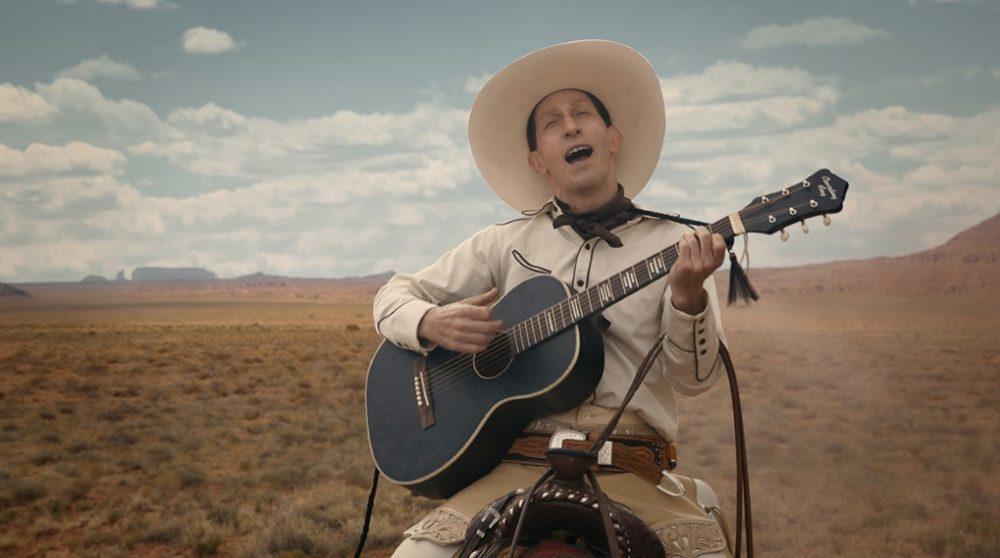 The Ballad of Buster Scruggs trailer Coen-brødrene Netflix / Filmz.dk