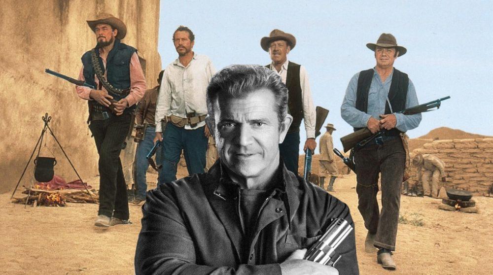 The Wild Bunch Mel Gibson / Filmz.dk